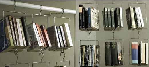 Estanterias originales libros